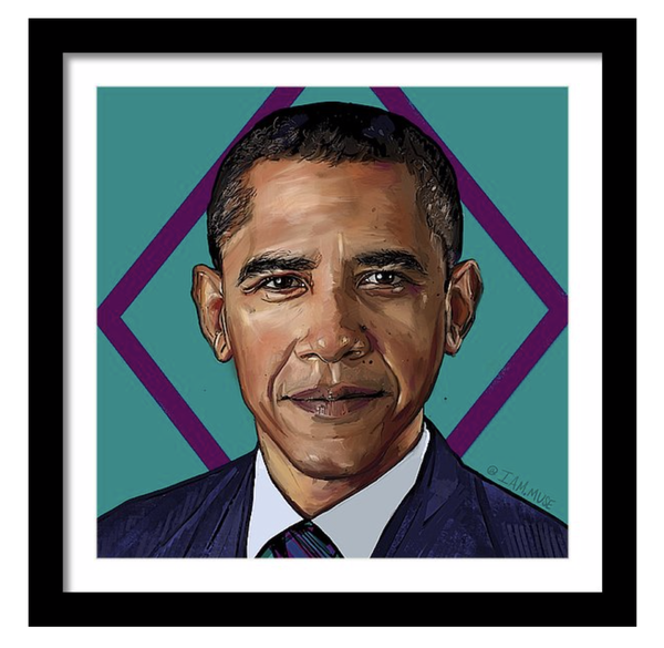 "Image of ""Barack Obama"" Limited Edition Prints"