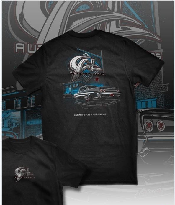 "Image of Cal Auto Creations ""Classic Reflections"" Shirt"