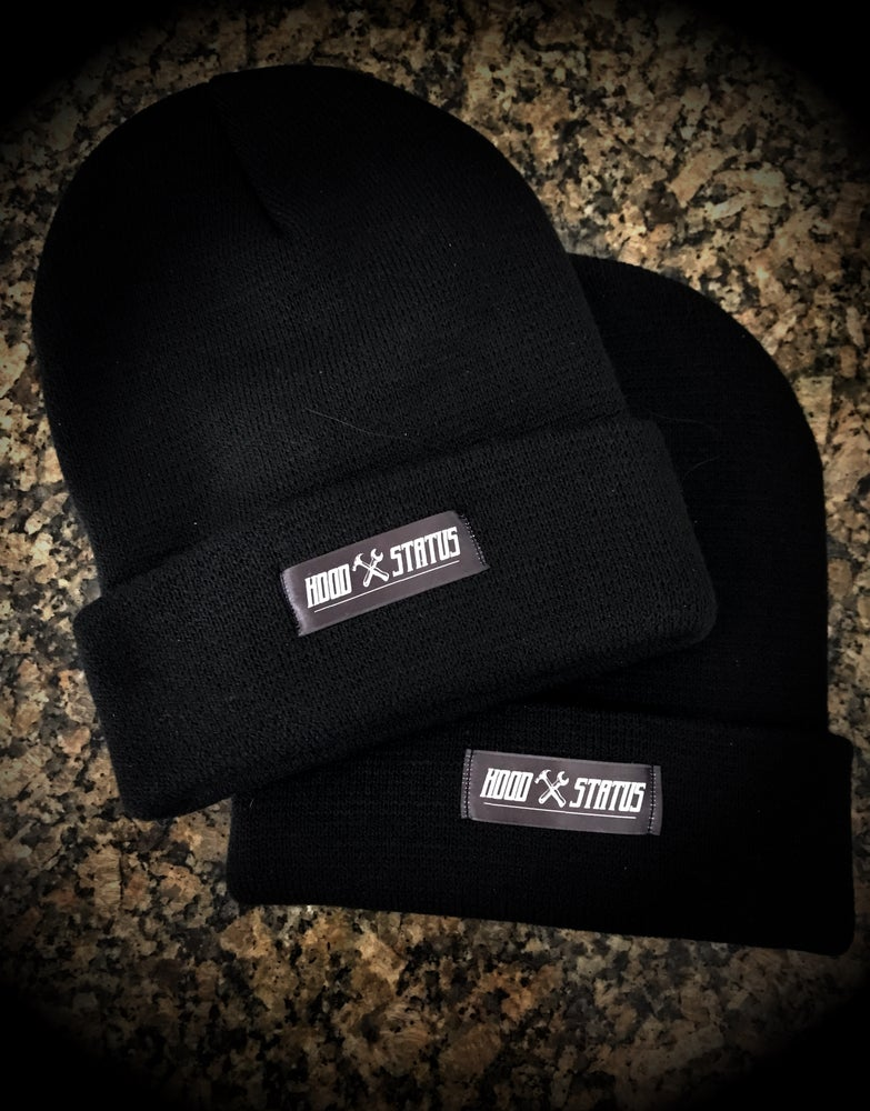 Image of Wrench beanie