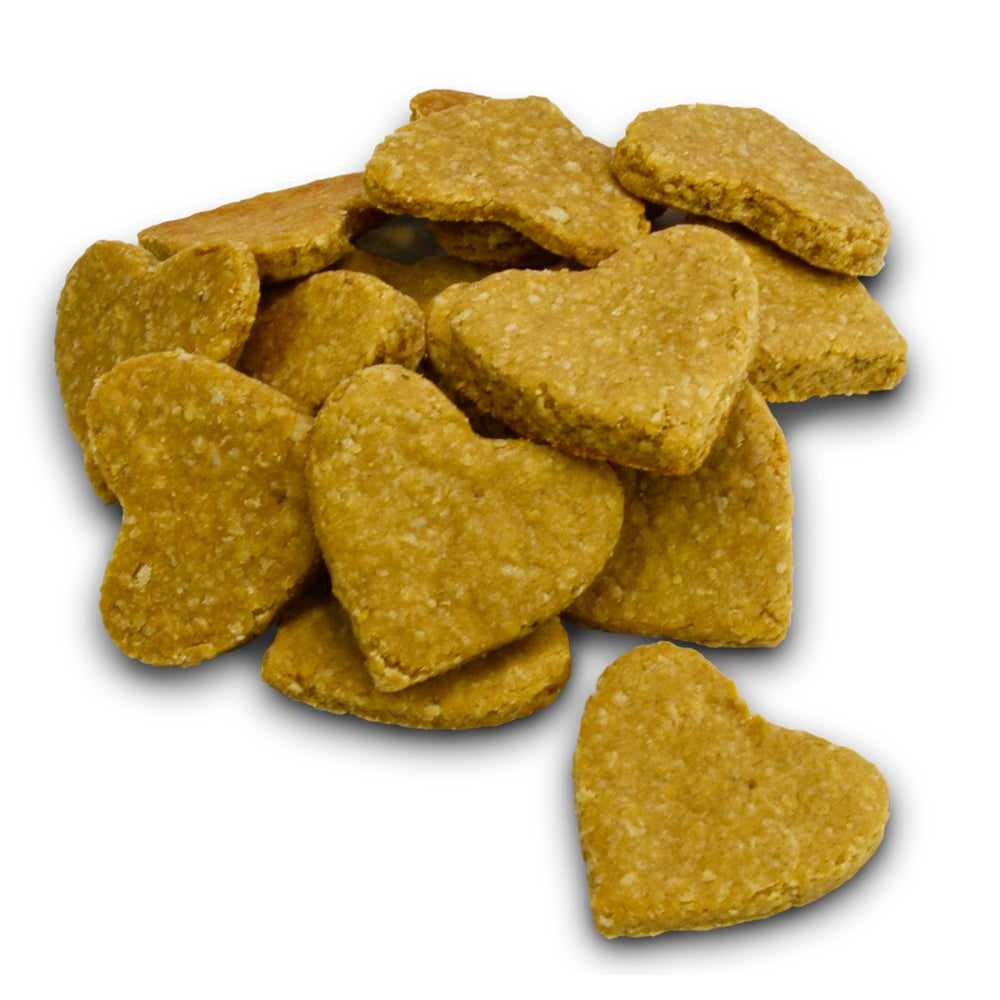 Image of Heart Shaped Dog Treats