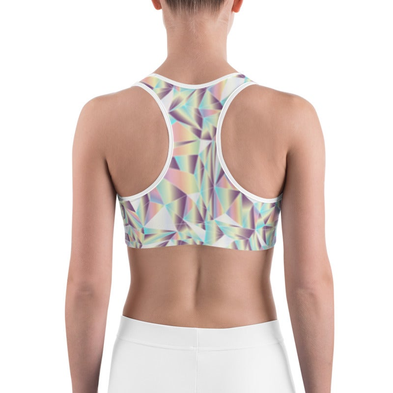 Image of Crystal Sports Bra