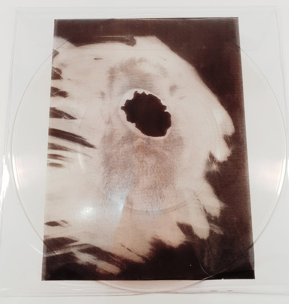 Image of x-ray four: Mats Gustafsson - Piano Mating LP