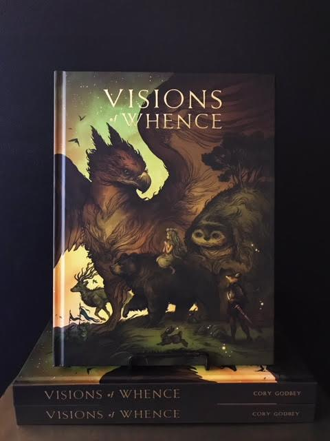 Visions of Whence - PREORDER