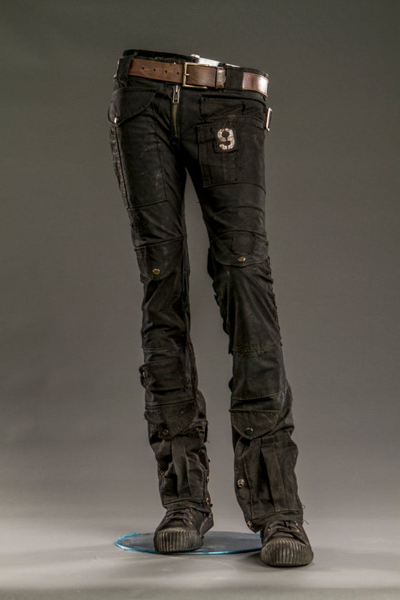 Image of Junker Designs Men's Call of Duty Pants in Black