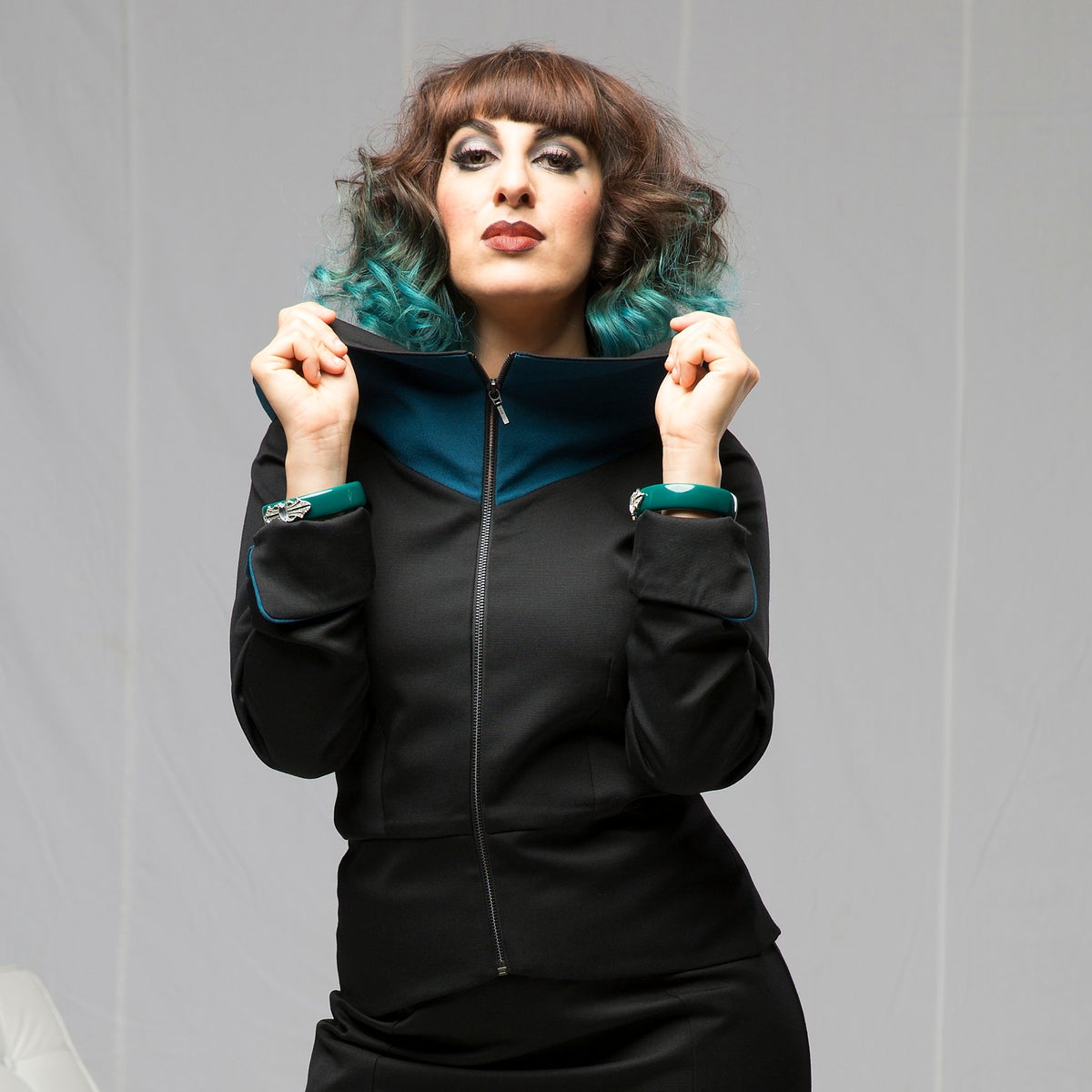 Image of MODERNIST MADAM JACKET (other options available)