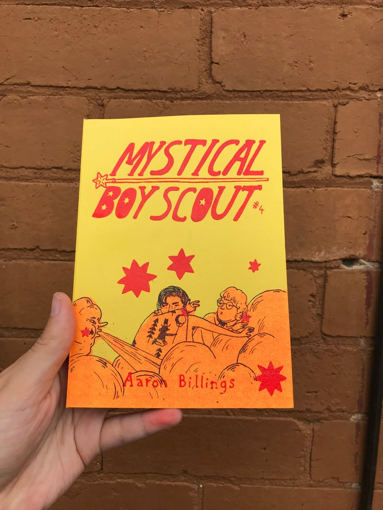 Image of Mystical Boyscout 4