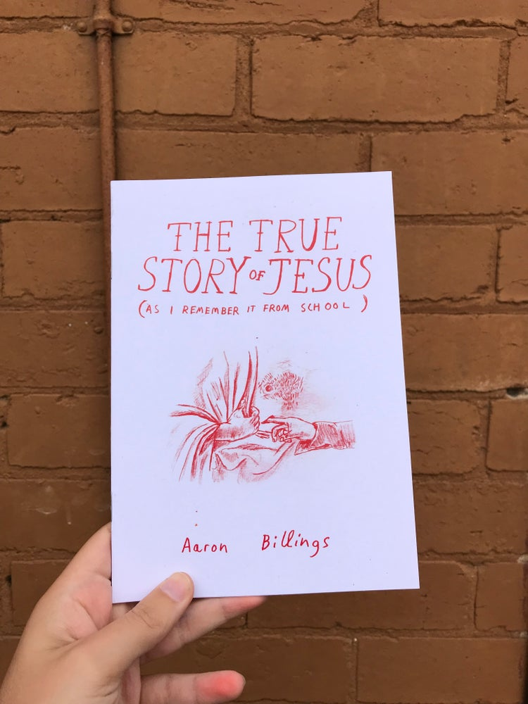 Image of The True Story of Jesus