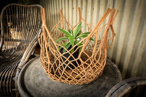 Image of SHOP | BASKETS Bangalow Weave