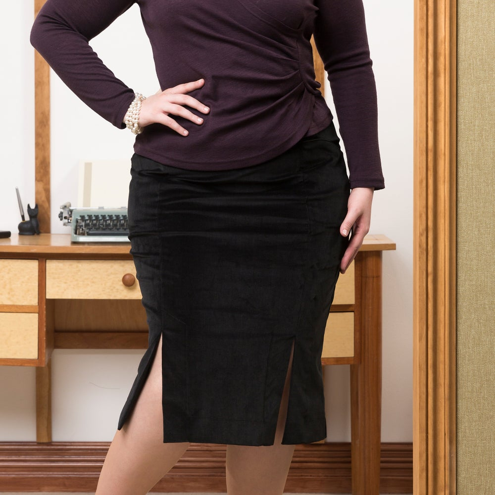Image of SIEBERT PENCIL SKIRT (other options available)
