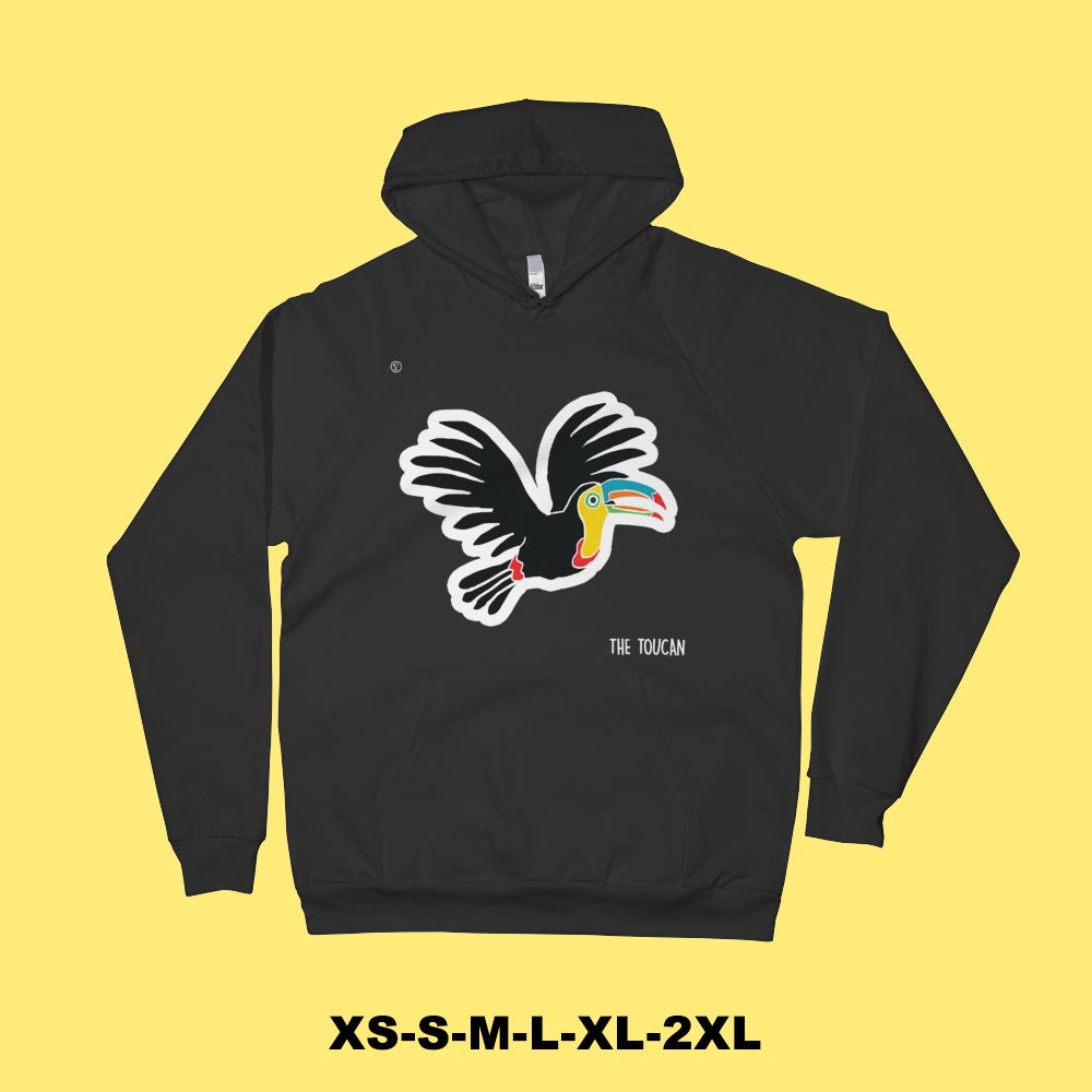 Image of Central American Bird Hoodies (2)