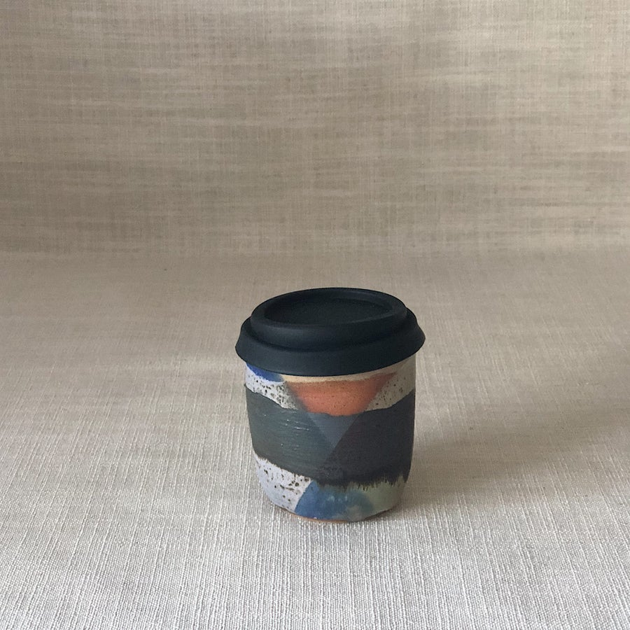 Image of MIDNIGHT TRAVEL CUP