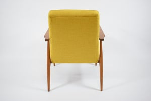 Image of Fauteuil FOX jaune