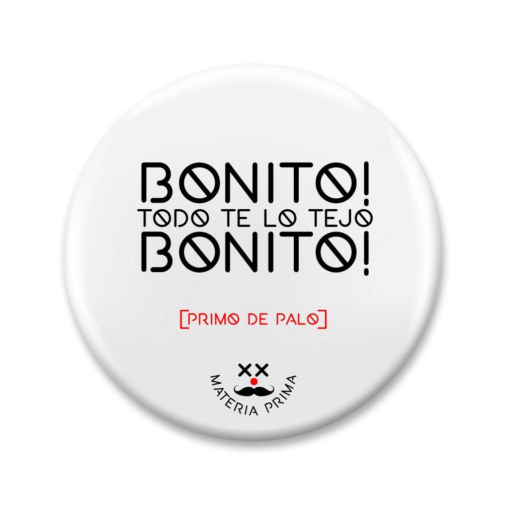 "Image of Chapa ""Primo de Palo"""