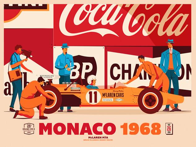 Image of Monaco 1968