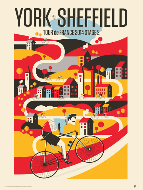 Image of Tour 2014 / Stage 2