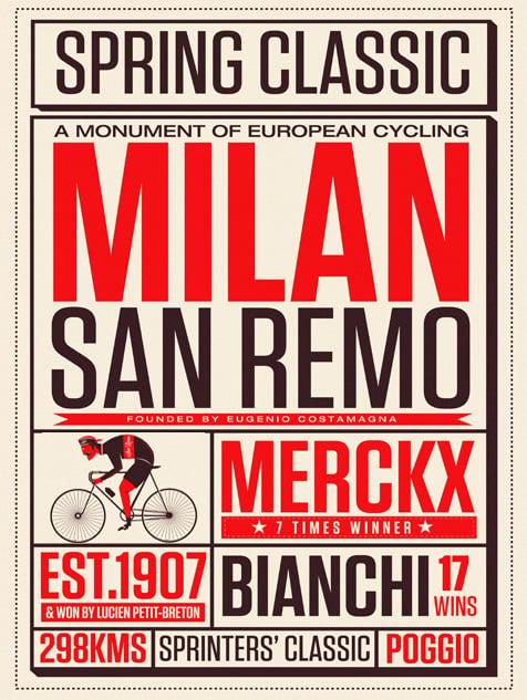 Image of Milan-San Remo