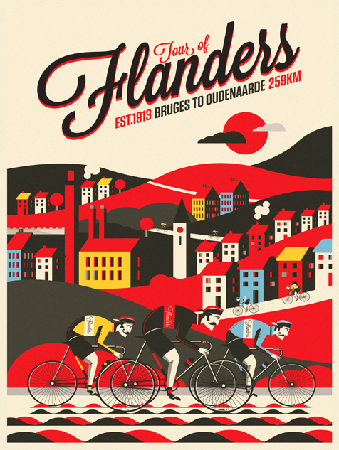 Image of Tour of Flanders