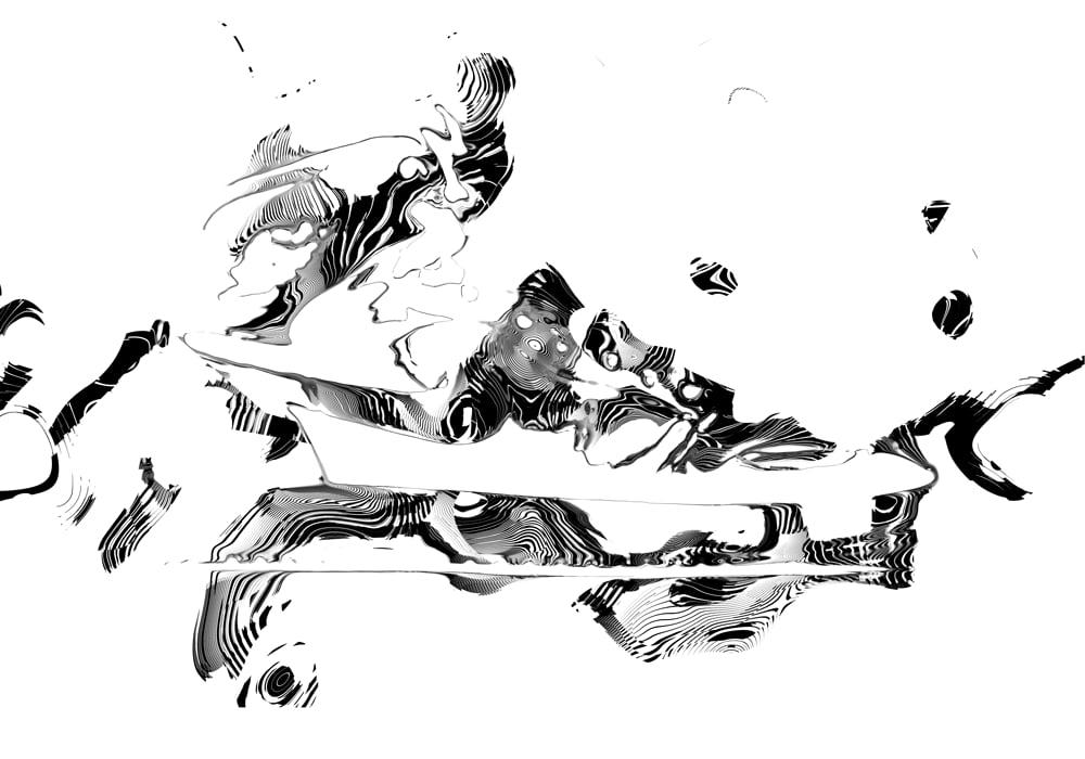 Image of Air Jordan 1 - Lines