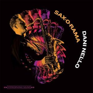 "Image of Dani Nel·lo ""Sax-O-Rama"" LP"