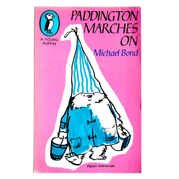 Image of Michael Bond - Paddington Marches On