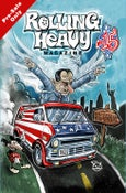 Image of Rolling Heavy Magazine Issue #015