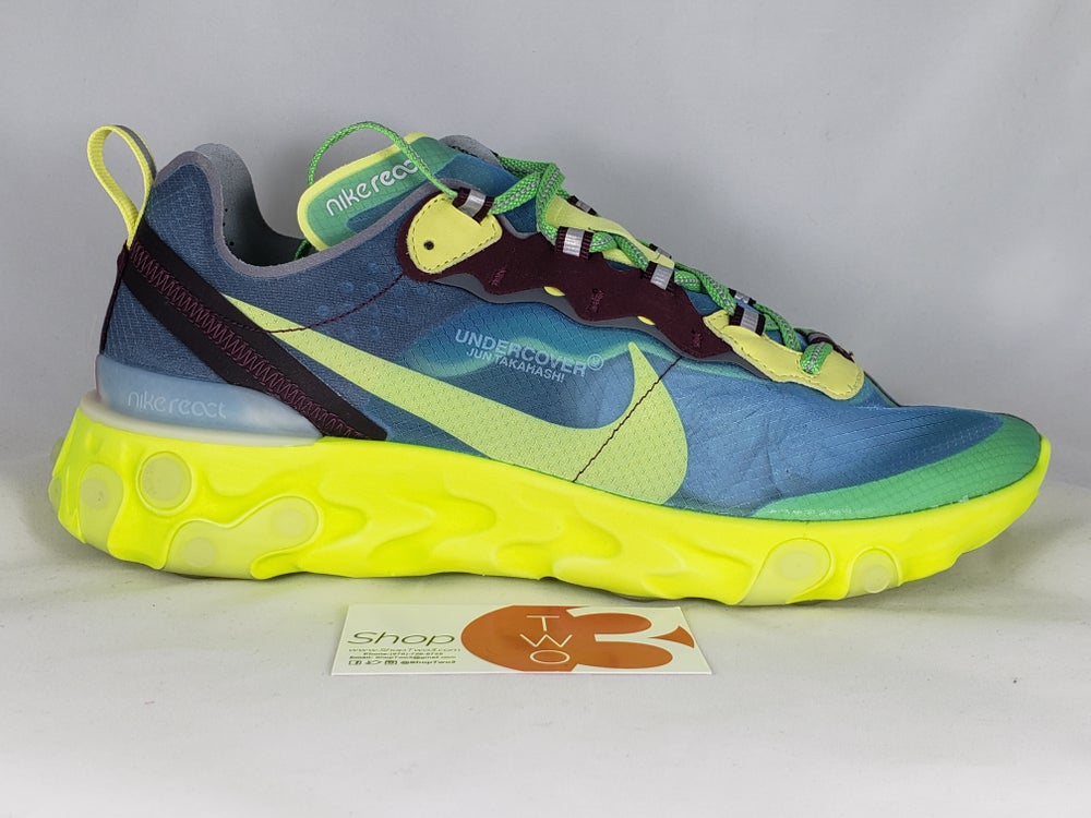 Image of Nike React Element 87 Undercover Lakeside
