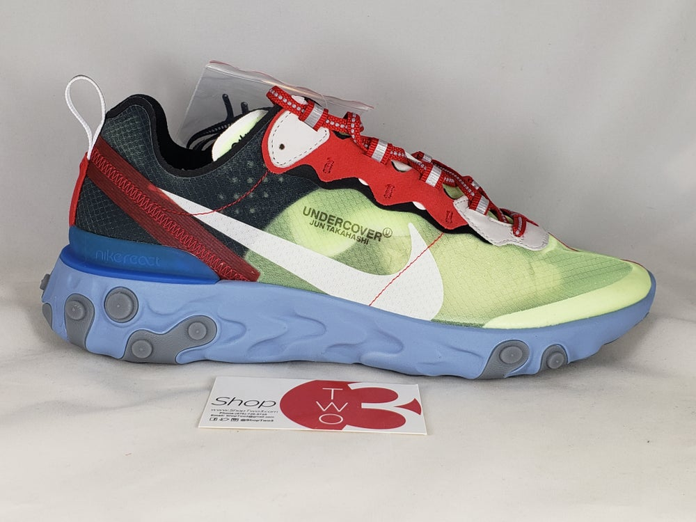 Image of Nike React Element 87 Undercover Volt