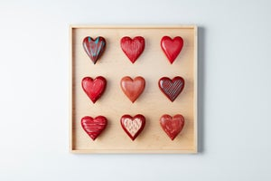 Image of Nine Heart Shadow Box