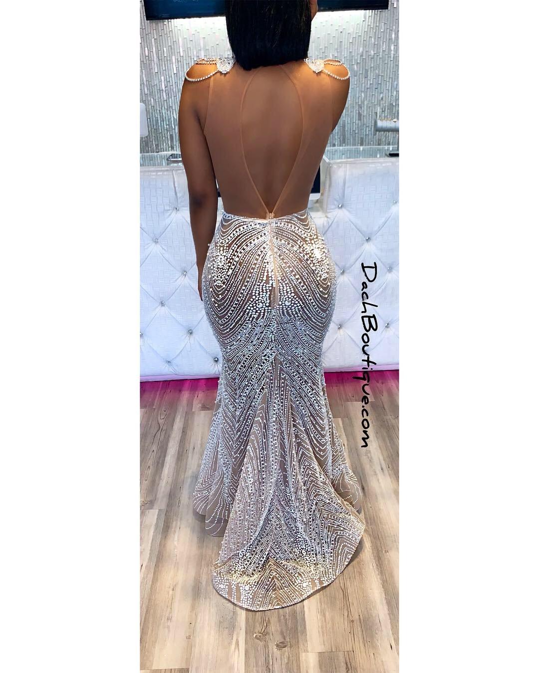 Image of Paris Gown