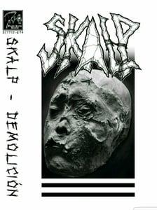 """Image of SKALP """"Demo-licion"""" cassette (Scythe - 074)"""