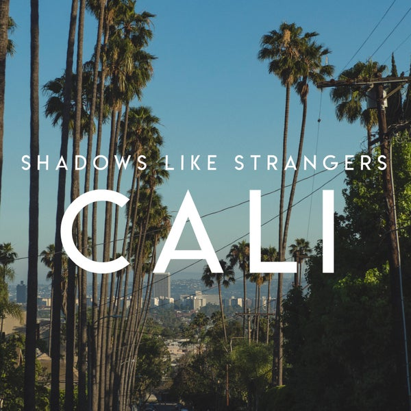 Image of 'CALI' CD (Album)