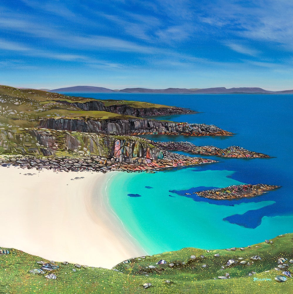 Image of Scoor Mull giclée print