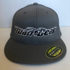 Image of Fitted-Mad Gear Charcoal or Light Heather Hat