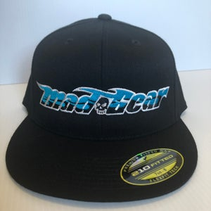 Image of Fitted-Mad Gear Teal or Graphite
