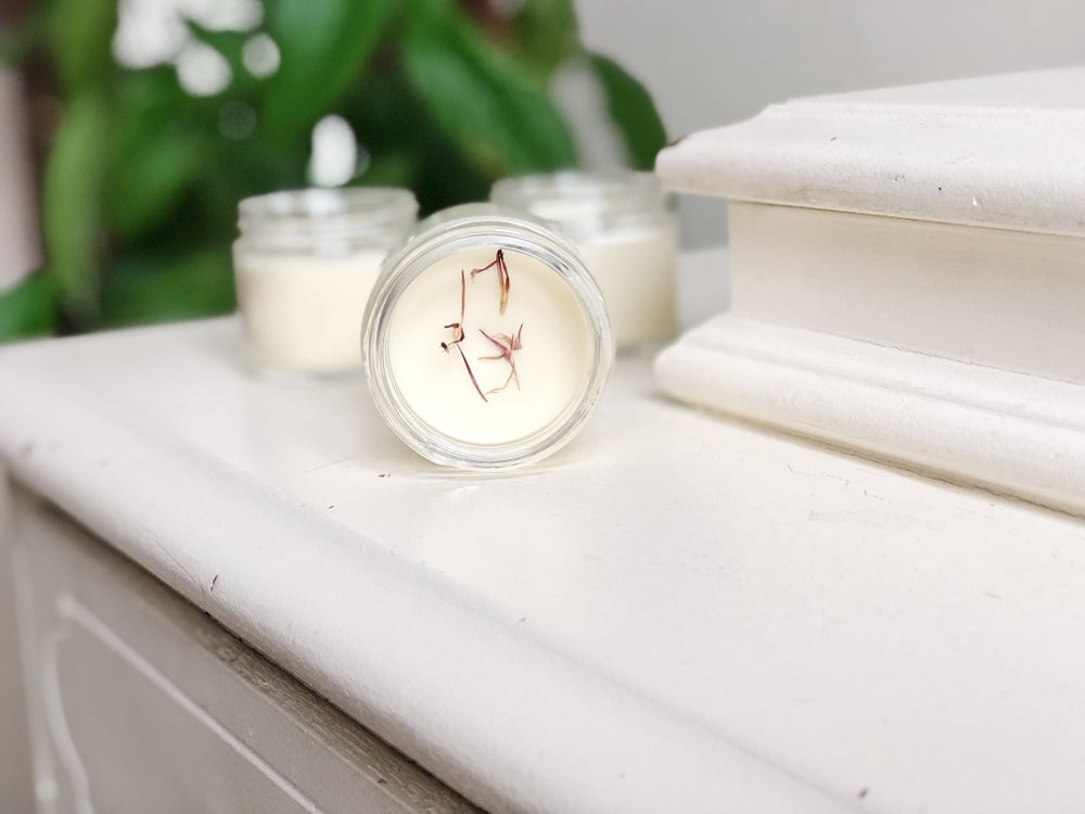 Image of :CALENDULA BABY BALM: lavender + chamomile + sweet orange