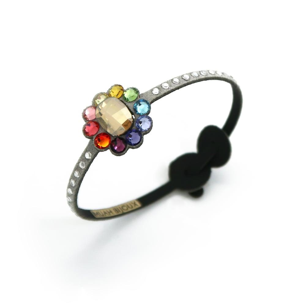 Image of L'INFINITO - Multicolor Gemma Gold