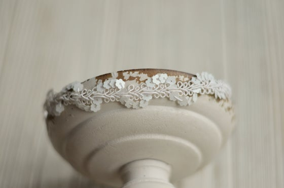 Image of Mini sequin lace headband