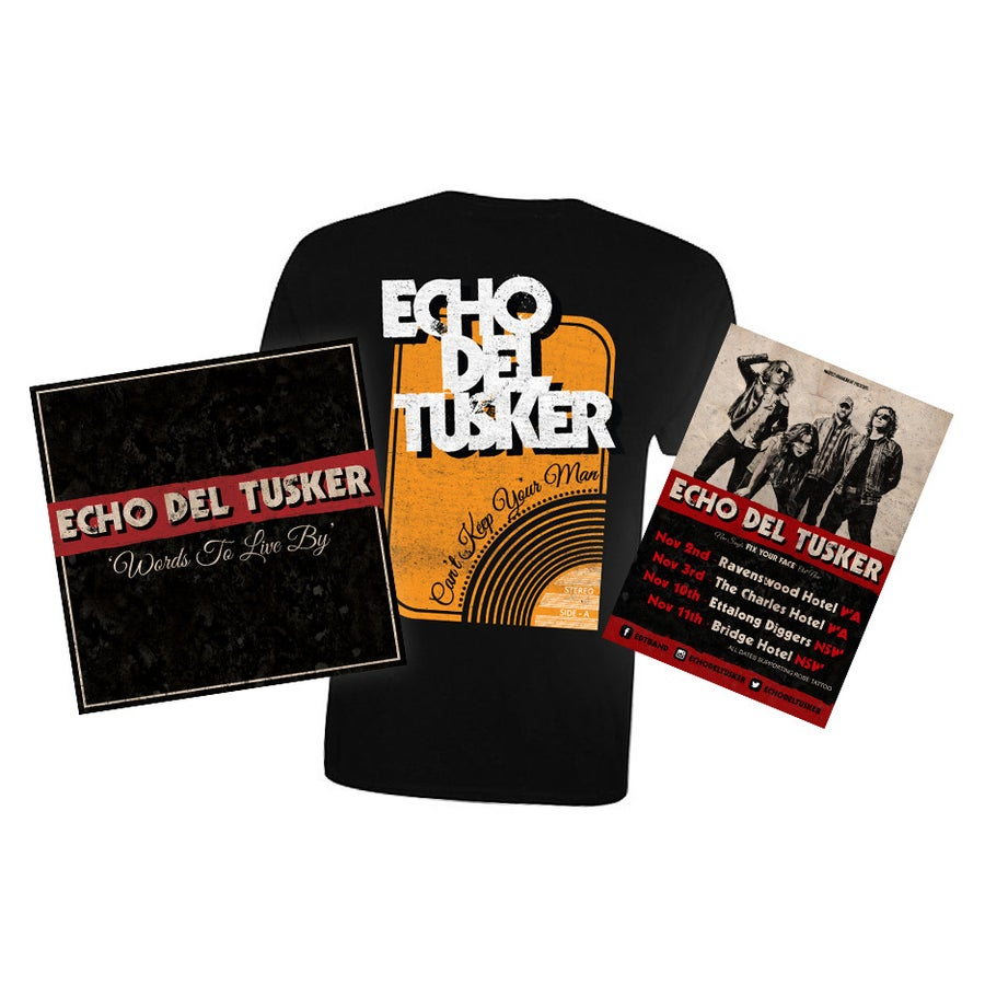Image of EDT Merch Bundle