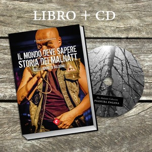 """Image of LIBRO """"Il mondo deve sapere"""" + CD """"Pianura Pagana"""""""