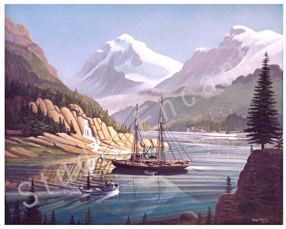 Image of Northwest Summer by Captain Roger C. Horton