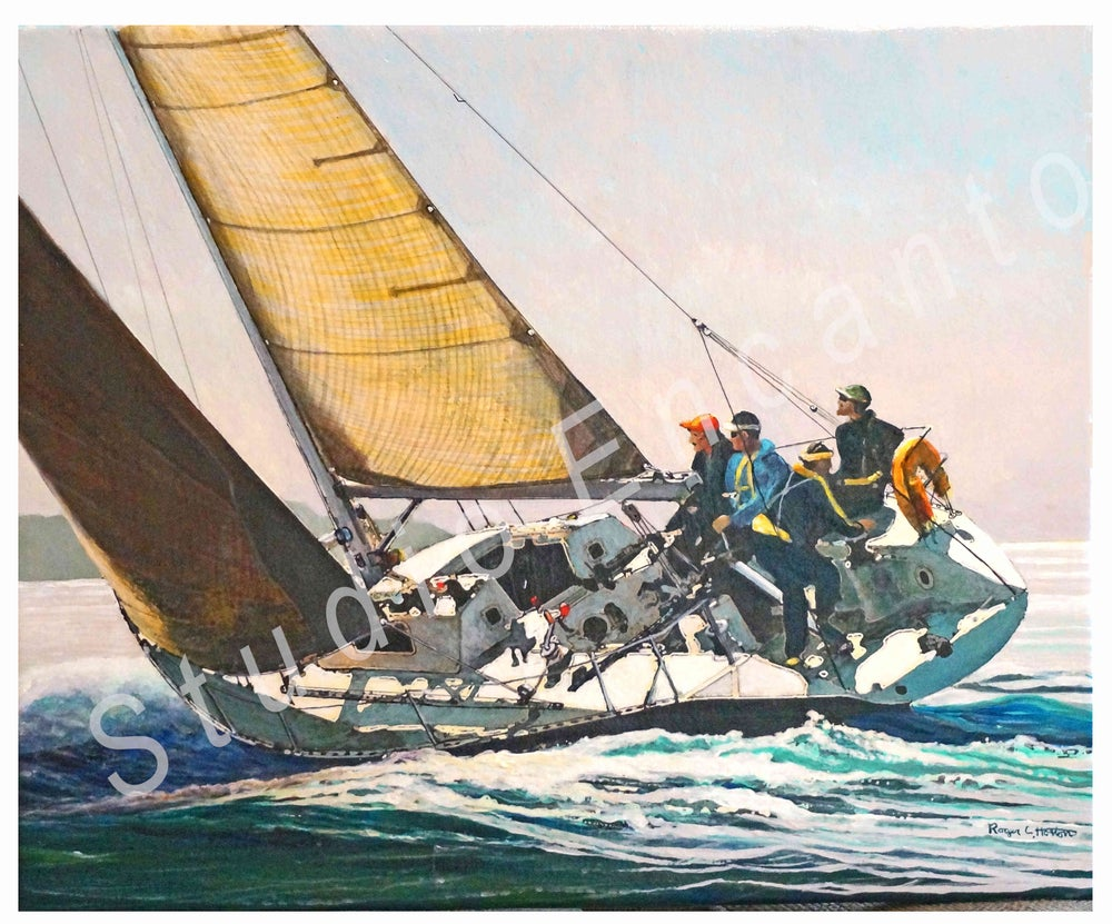 Image of Into the Lee by Captain Roger C. Horton