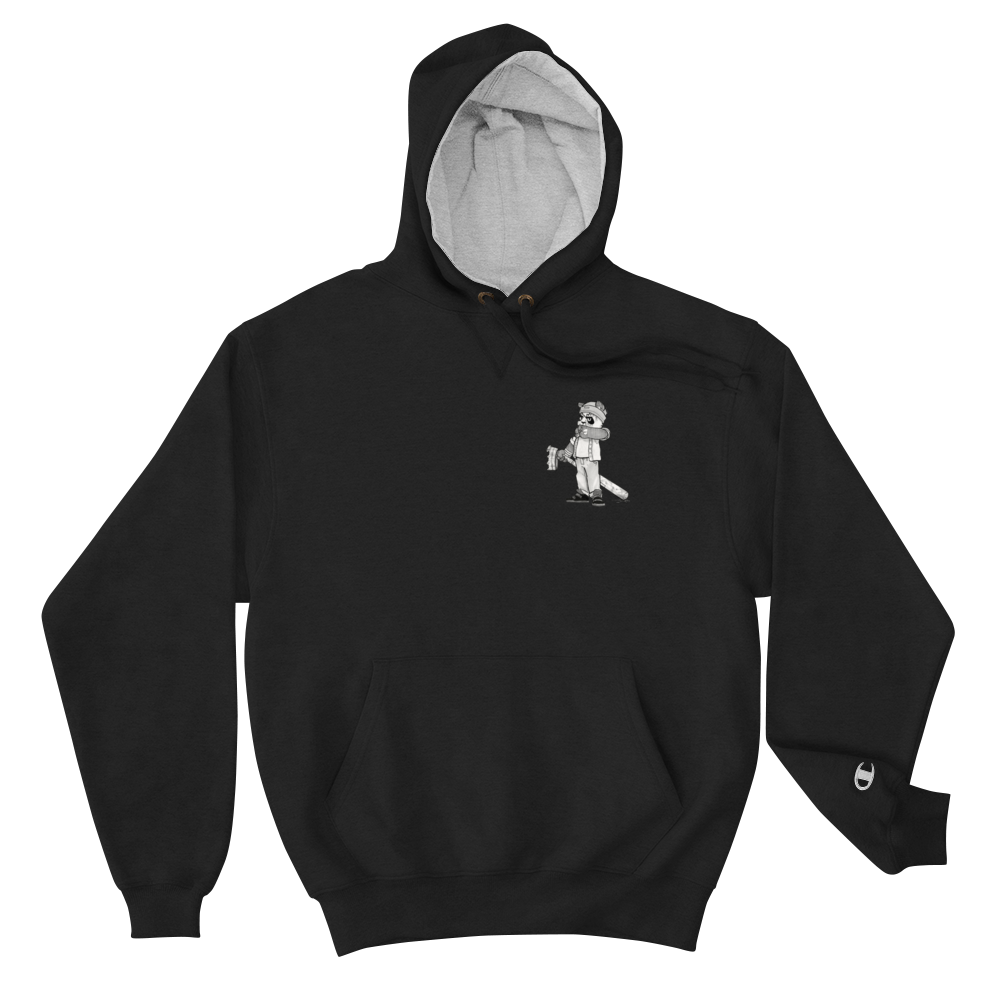 Image of Remy 2D Logo Hoodie