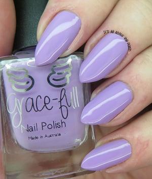 Image of Lavender Tea - lilac pastel creme