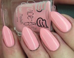 Image of Fairy Floss Cupcake- blush coloured creme