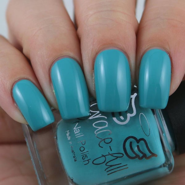 Image of Hawaiian Punch - a mid turquoise creme