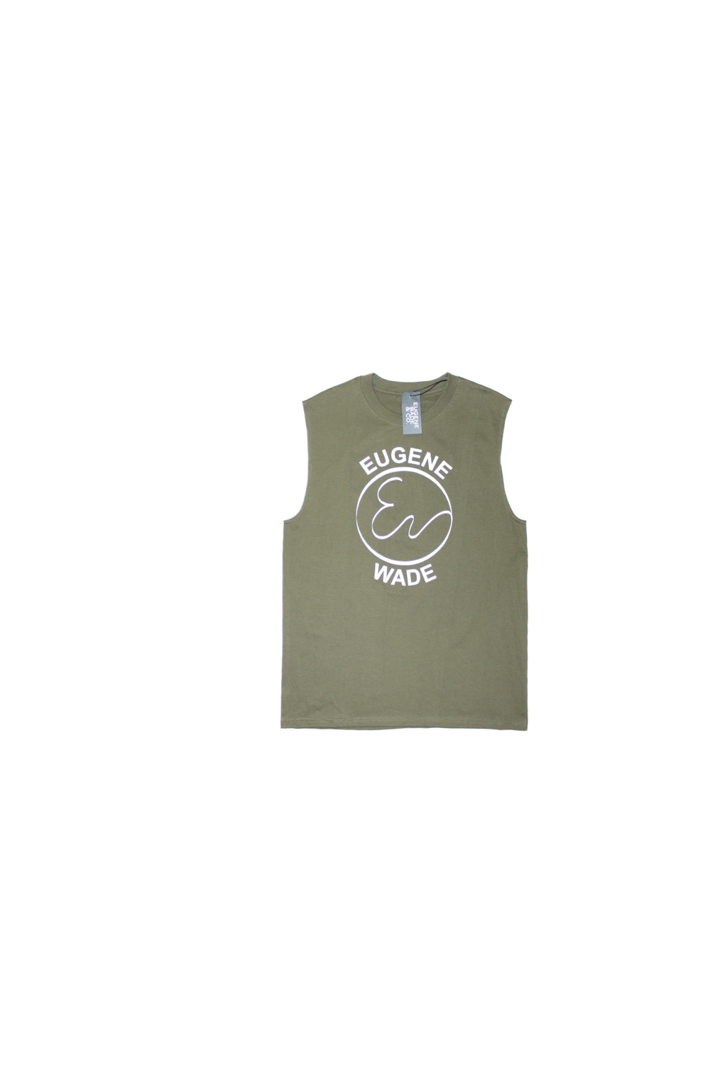 MUSCLE TEE (Olive)