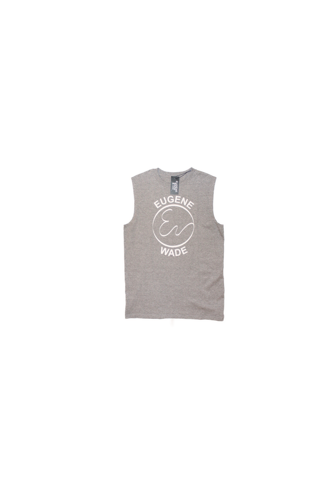 Image of MUSCLE TEE (grey)