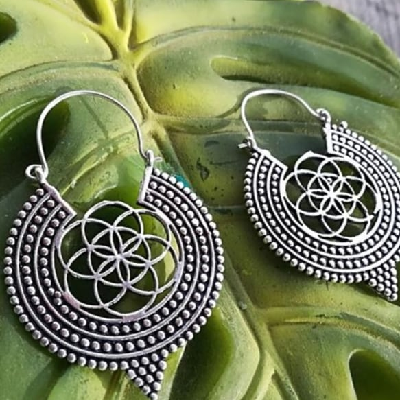Image of Antique Earrings
