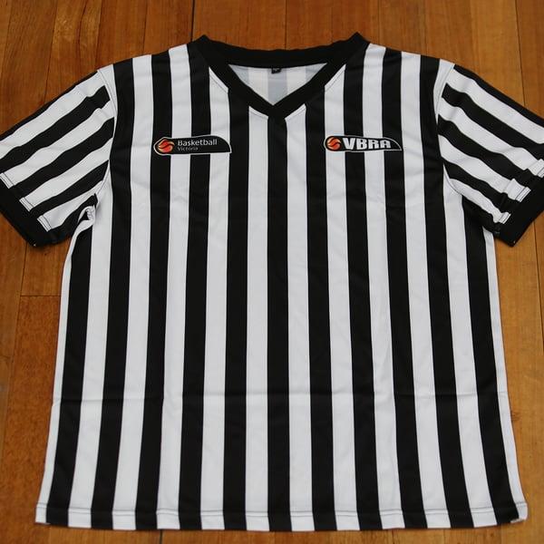Image of Striped Referee Shirts
