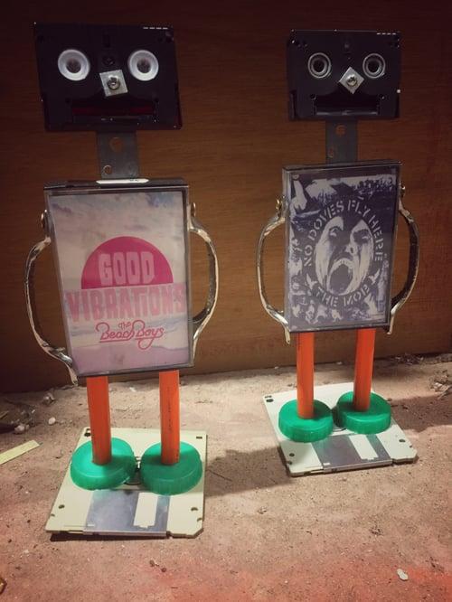 Image of Custom Tapebot